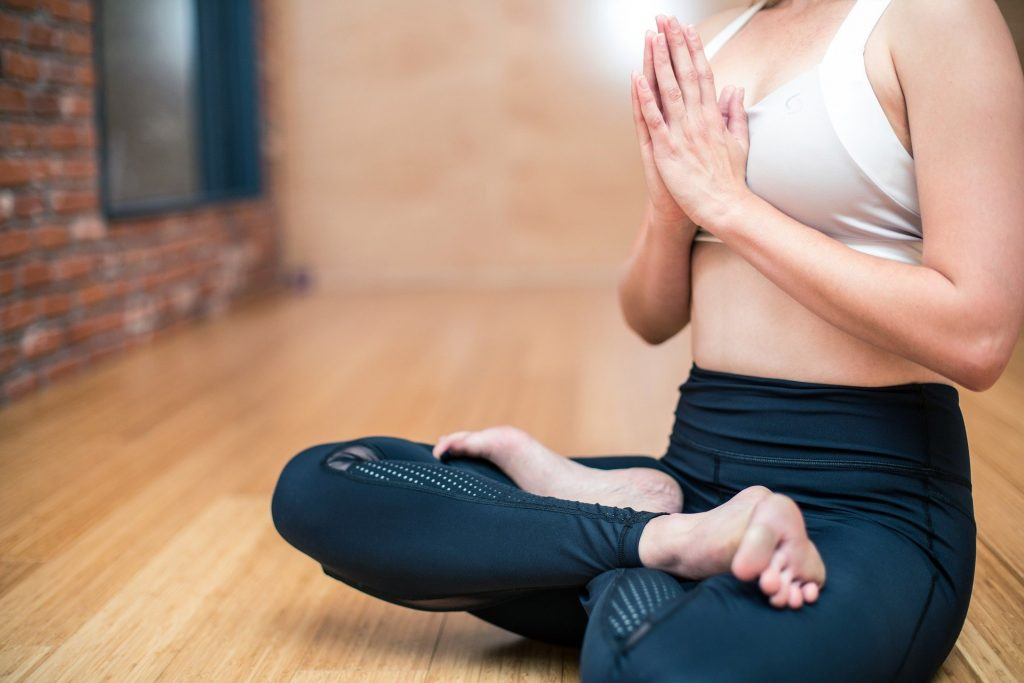 La respiration thoracique en yoga